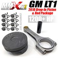 LT1 Forged Drop-In Pistons and Rods Package by MMXLTX