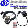 Boost Controller Kit for the Whipple 2.9L GM LT/LS Supercharger by SmoothBoost