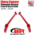 2016 -2020 Chevy Camaro Chassis Brace, Front Of Rear Cradle by BMR