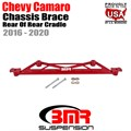 2016 -2020 Chevy Camaro Chassis Brace, Rear Of Rear Cradle by BMR