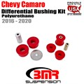 2016 -2020 Chevy Camaro Bushing Kit, Differential, Polyurethane by BMR