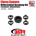 2016 -2020 Chevy Camaro Bushing Kit, Differential Lockout, Aluminum by BMR