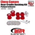 2016 -2020 Chevy Camaro Bushing Kit, Rear Cradle, Polyurethane by BMR