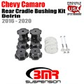 2016 -2020 Chevy Camaro Bushing Kit, Rear Cradle, Delrin by BMR