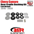 2016 -2020 Chevy Camaro Bushing Kit, Rear Cradle, Lockout by BMR