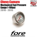 Mechanical Fuel Pressure Gauge 1-100psi by FORE
