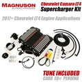 2017+ Chevrolet Camaro LT4- Magnum DI TVS2650R Supercharger Full Kit Upgrade by Magnuson Superchargers