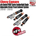 Control PFADT Series Featherlight Single Adjustable Street/Track Coilover System by aFe