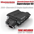 2016+ Chevrolet Gen6 Camaro SS LT1- Heartbeat TVS2300 Supercharger Full Kit by Magnuson Superchargers