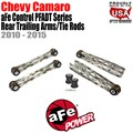 Control PFADT Series Rear Trailing Arms/Tie Rods by aFe