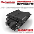 2016+ Chevrolet Camaro SS LT1 - Magnuson TVS2300 Heartbeat Supercharger Full Kit by Magnuson Superchargers