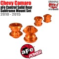 Control Solid Rear Subframe Mount Set by aFe
