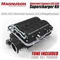 2010-2012 Chevrolet Camaro SS LS3/L99 - Magnuson TVS2300 Heartbeat Supercharger Full Kit by Magnuson Superchargers