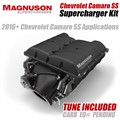 2016+ Chevrolet Camaro SS LT1 - at 6psi - Magnuson TVS2300 Heartbeat Supercharger Full Kit by Magnuson Superchargers