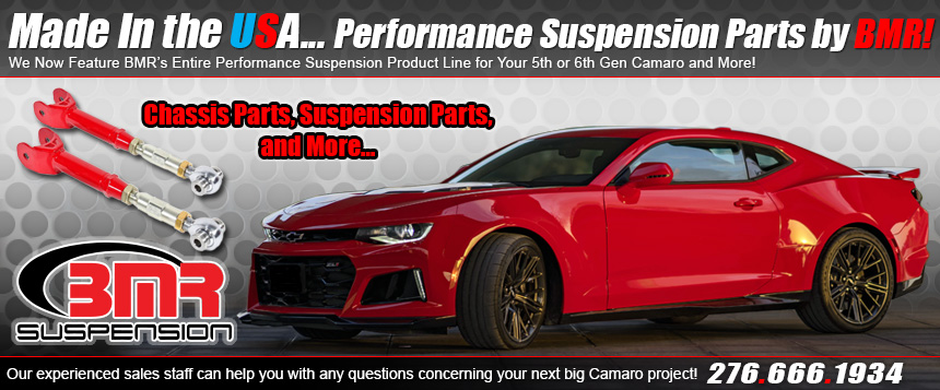 BMR Performance Suspension Products
