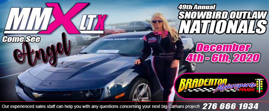 MMXLTX Angel's Upcoming Race at Bradenton Motorsports Park!